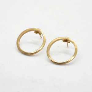 Σκουλαρίκια Κρικάκια Χρυσά