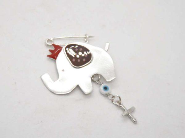 Παραμάνα Ελέφαντας - Γαλάζιο