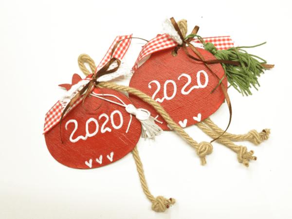 Γούρι 2020 Διακοσμητικό Ρόδι